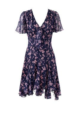 Floral Annali Dress by Cinq à Sept
