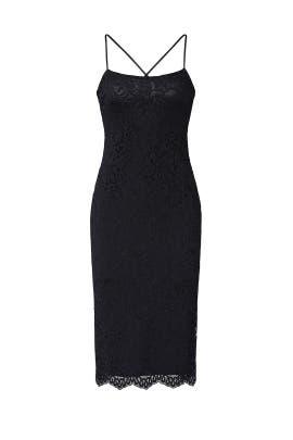 Lace Midi Dress by Fifteen Twenty