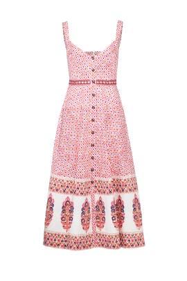 Abstract Fara Dress by SALONI