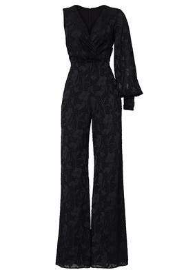 Berezzi Lace Jumpsuit by Alexis