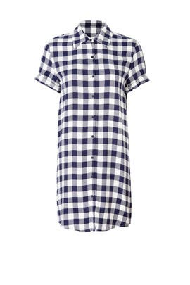 Cicely Plaid Shirtdress by BB Dakota