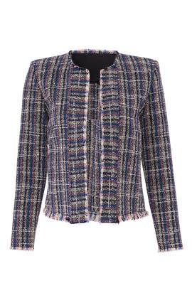 Frannie Tweed Jacket by Iro