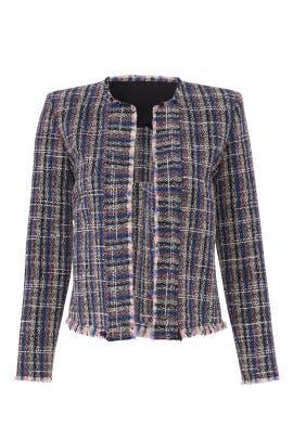 Frannie Tweed Jacket by Iro