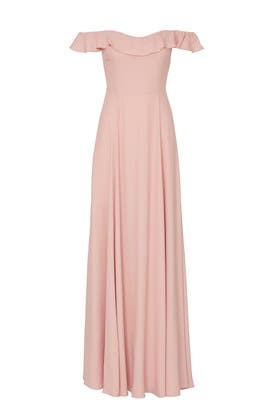 Verbena Gown by Reformation
