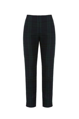 Plaid Nora Pants by Waverly Grey