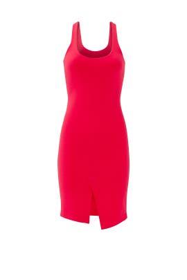 Electric Red Alberta Dress by Amanda Uprichard