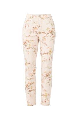 Belle Bouqt Ines Jeans by La Vie Rebecca Taylor