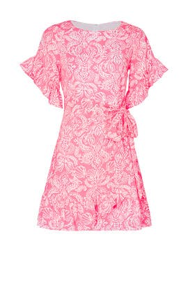 Pink Darla Stretch Dress by Lilly Pulitzer