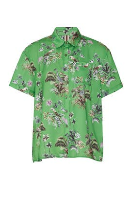 Club Tropicana Shirt by Le Superbe