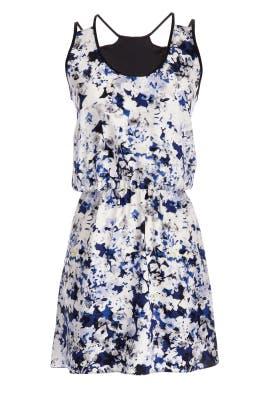 Oceanside Combo Dress by Parker