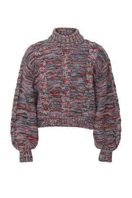 Gio Knit Sweater by STINE GOYA