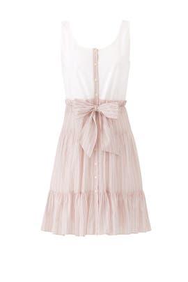 Sleeveless Striped Dress by La Vie Rebecca Taylor