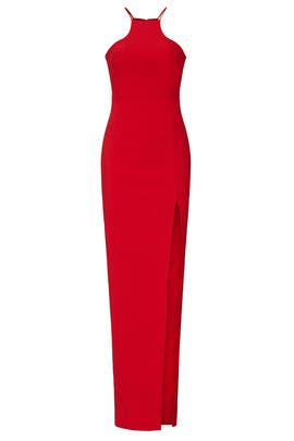 Red Rocco Gown by LIKELY