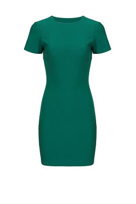 Green Manhattan Dress by LIKELY