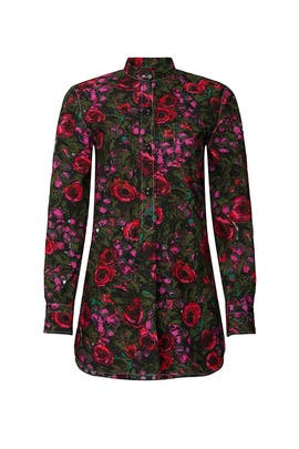 Starlight Floral Blouse by Marni