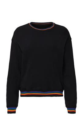 Multi Rib Sweatshirt by Sundry