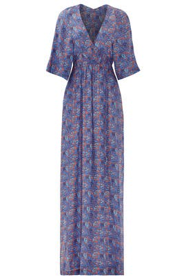 bf0969047fb Floral Corinne Caftan Maxi by Tory Burch for  85 -  95