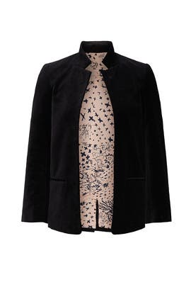 Volly Velours Blazer by Zadig & Voltaire