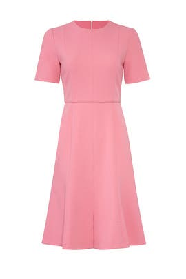 e29cc96f921 Donna Morgan. Read Reviews. Pink Fit And Flare Dress