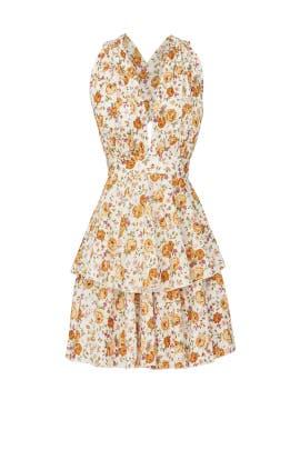 Astrid Floral Dress by Petersyn