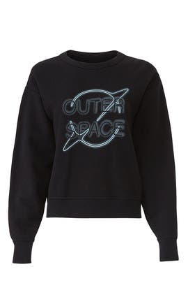 Outer Space Sweatshirt by rag & bone JEAN