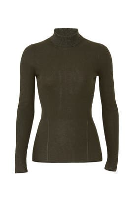 Olive Dione Sweater by DREYDEN