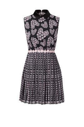Floral Mixed Print Dress by Giamba