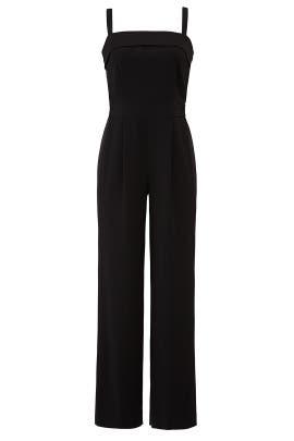 Tuxedo Jumpsuit by VINCE.
