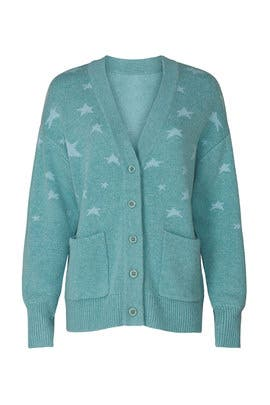 Dark Star Cardigan by Current/Elliott