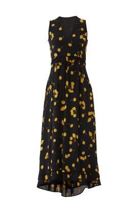 Cherry Print Dress by 3.1 Phillip Lim