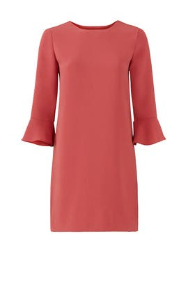 Red Matilda Dress by Cooper & Ella