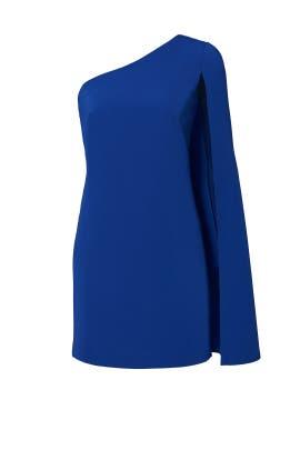 Shire Cape Shift Tail Dress By Jill Stuart