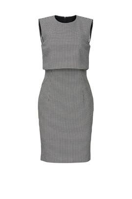 Houndstooth Sheath by Toccin