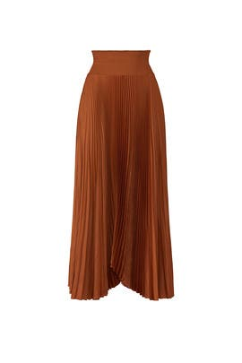 Demi Pleated Skirt by A.L.C.
