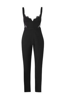 The Millie Jumpsuit By Fame Partners For 30 40 Rent The Runway