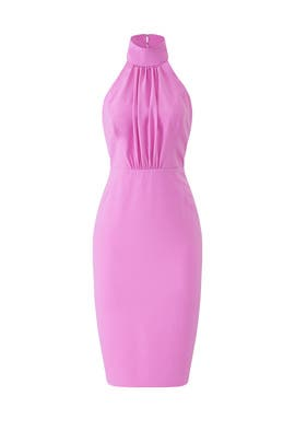 Strip Back Dress by HALSTON
