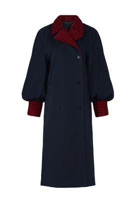 Puff Sleeve Coat by JW Anderson