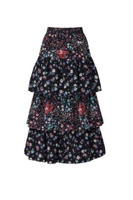 Iggy Skirt by LoveShackFancy