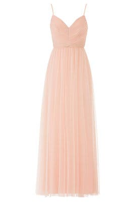 Blush Riley Gown by AMSALE