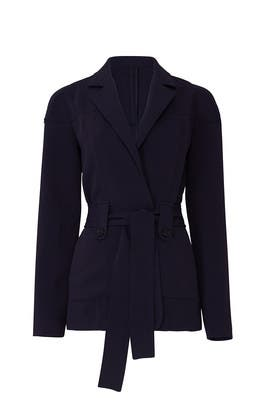 Belted Cardigan Jacket by Derek Lam Collective