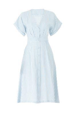 Button Down Dress by J.O.A.