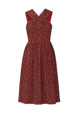 Floradoodle Dress by kate spade new york