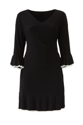 Latone Two Tone Dress by Lauren Ralph Lauren