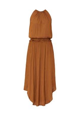 Copper Myrtle Dress by Ramy Brook