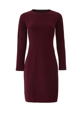 Mulberry Morgan Dress by Of Mercer