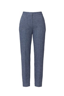 Layla Herringbone Pants by rag & bone