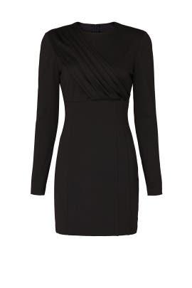 Black Heather Dress by Ronny Kobo