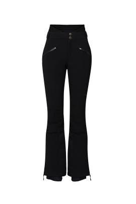 Black Echo Ski Pants by SPYDER