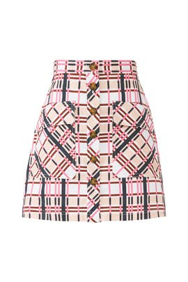 Scout Mini Skirt by The East Order
