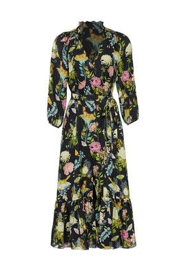 Floral Olivia Dress by Vilshenko